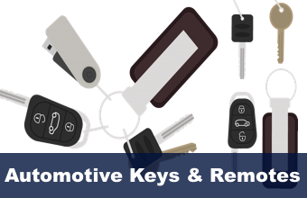 Fort Locks Perth Locksmith provide a full range of automotive keys and remotes