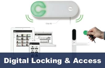 Perth locksmiths Fort Locks supply and install digital locks and security