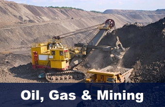 Perth locksmiths Fort Locks provide services to the mining, oil and gas industries